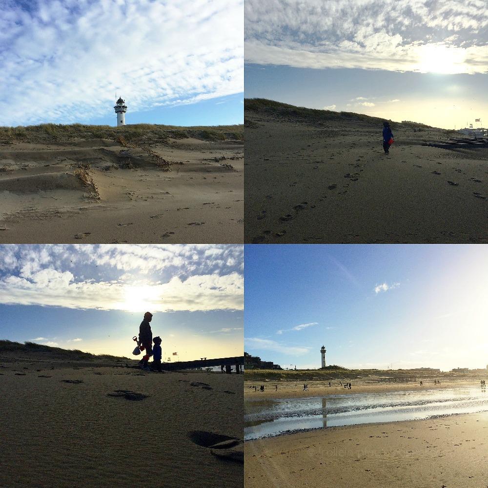 Mmi, Mittwochs mag ich, Egmond an Zee, Holland, Leuchtturm, Strand