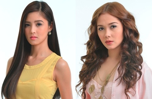 Kim (Celyn) and Maja (Margaux) to be revealed as twins in Ina Kapatid Anak this April 3
