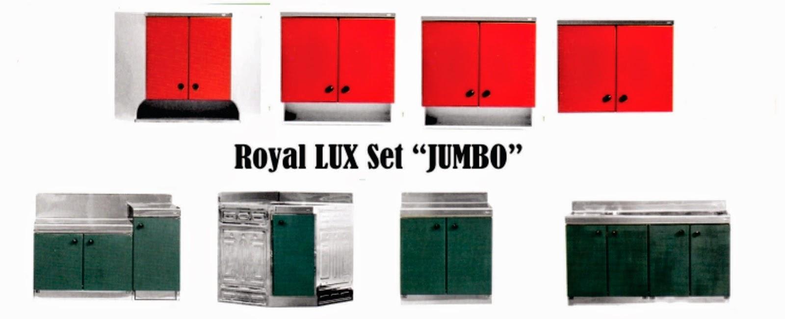 Royal Kitchen System Paket Royal Jumbo Toko Cemerlang 087871241577