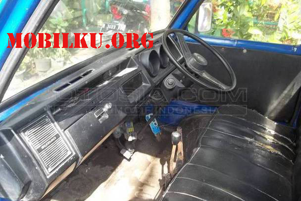 Suzuki Truntung Modifikasi