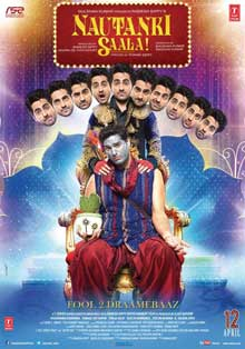 Nautanki Saala Movie Review