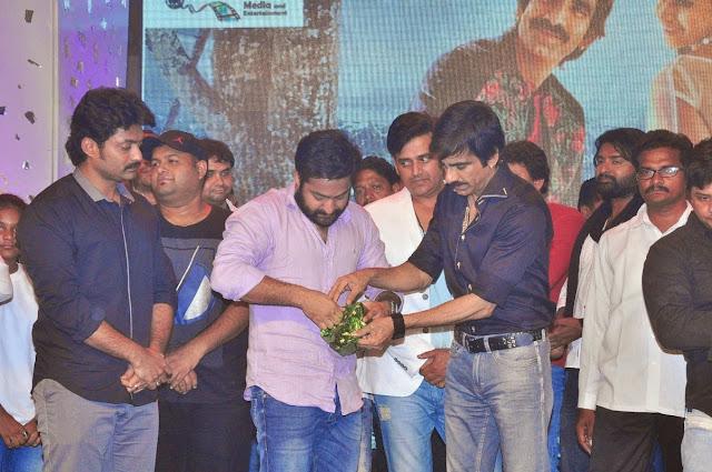 Ravi Teja's Kick 2 Audio Launch HD Photos