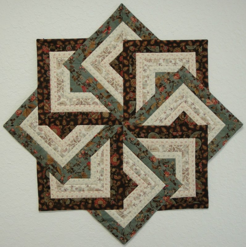 Learning To Sew Strata Star