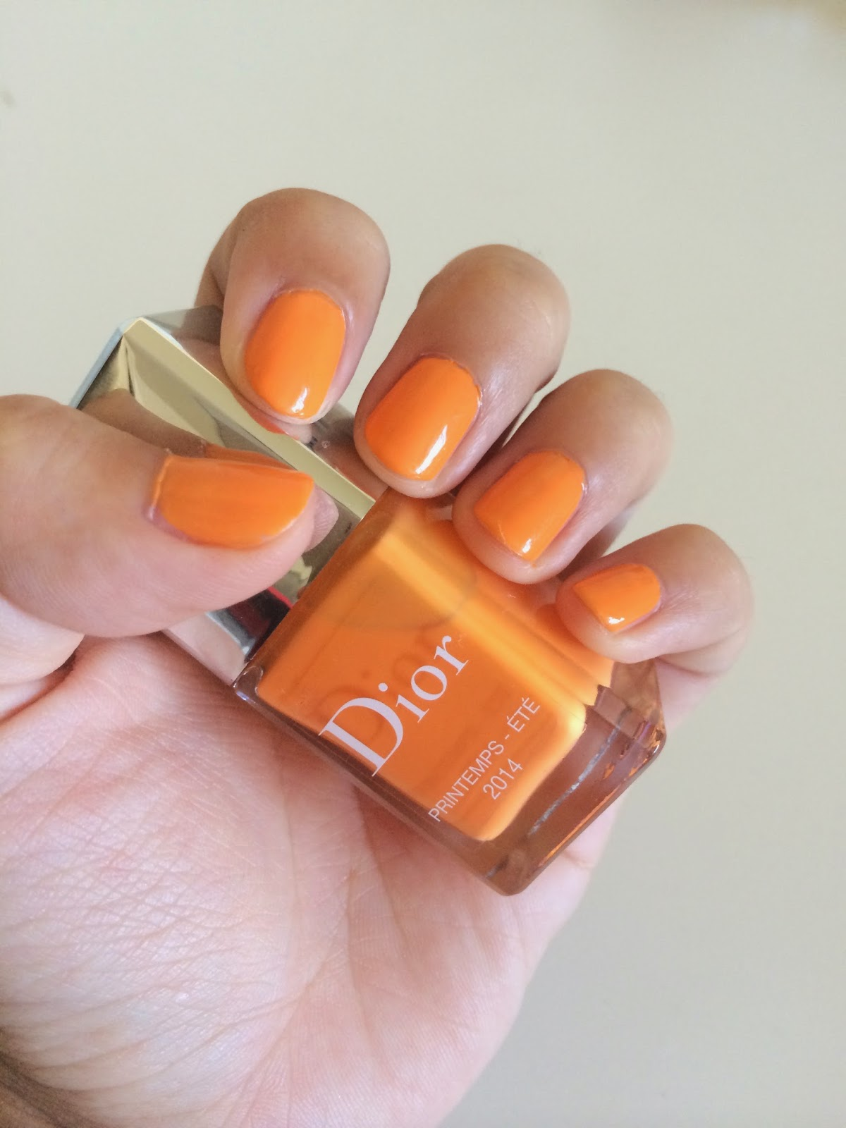 Best Summer Nail Colors: Orange or Coral (or Pink)? | Sonia\'s Addictions