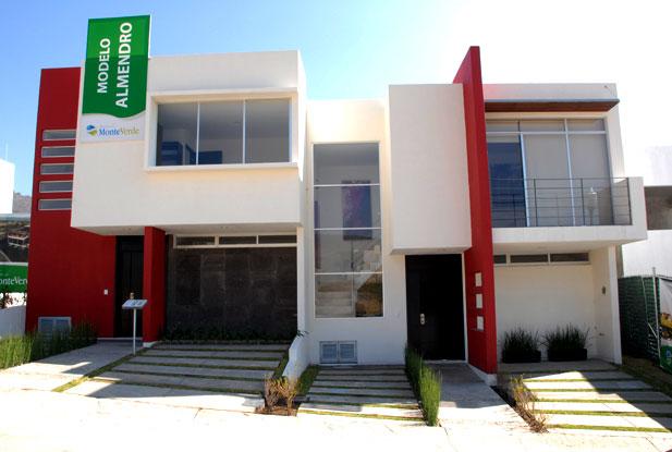 Fachadas de casas modernas fachadas de casas modernas for Colores en casas minimalistas