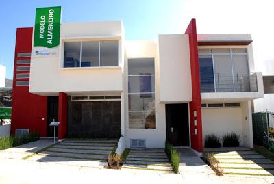 Fachadas de casas modernas noviembre 2012 - Colores de fachadas modernas ...