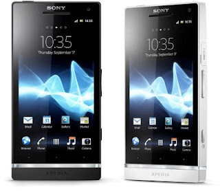 Harga Dan Spesifikasi Sony Xperia S Terbaru 2012