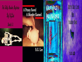 available now-The Kelly Murder Mysteries book 1-3, buy individually or as a set