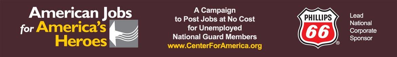 American Jobs for America's Heroes