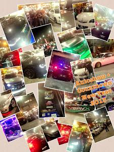 Countdown 2013 + Autoshow