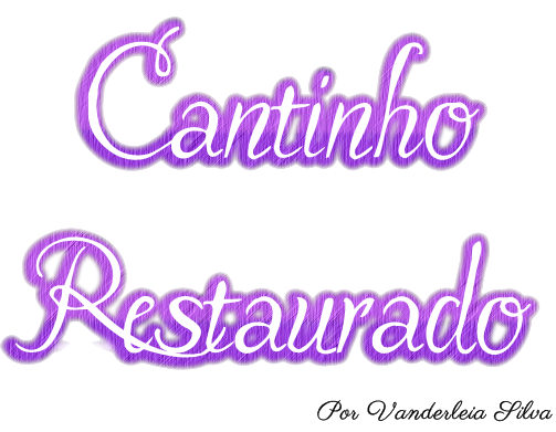 Cantinho Restaurado