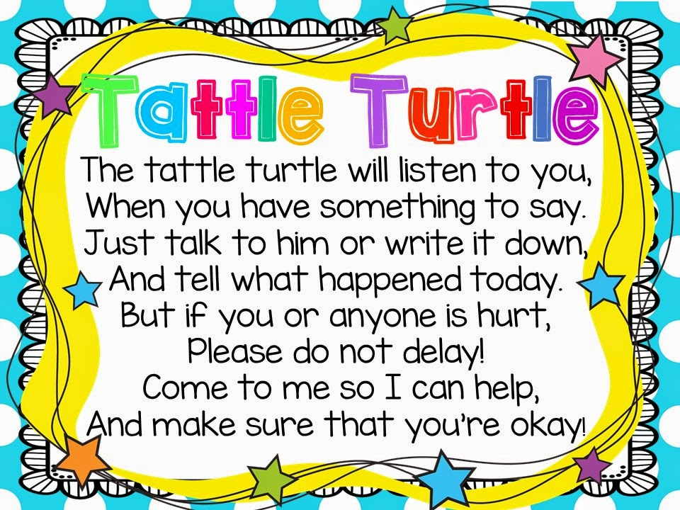 http://www.teacherspayteachers.com/Product/Tattle-Turtle-1422481