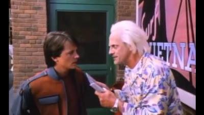 Back to the Future Part II (Movie) - Trailer - Screenshot
