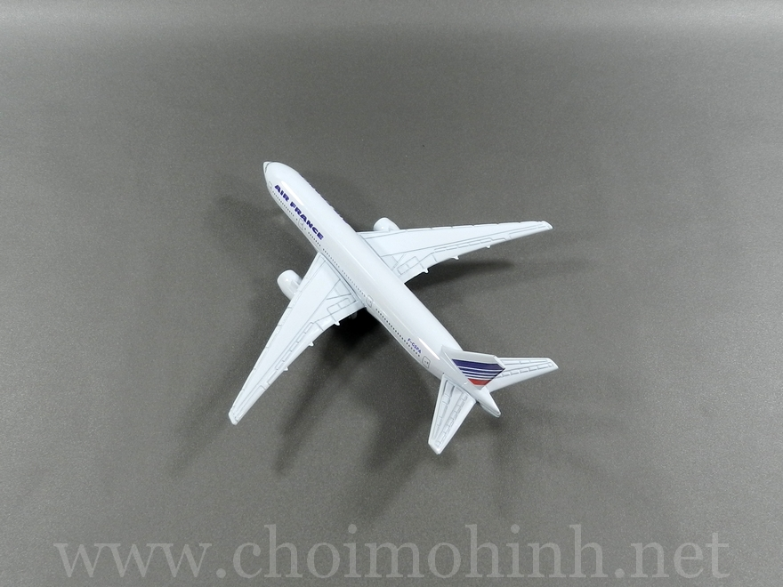 Air France plane 1:400 up