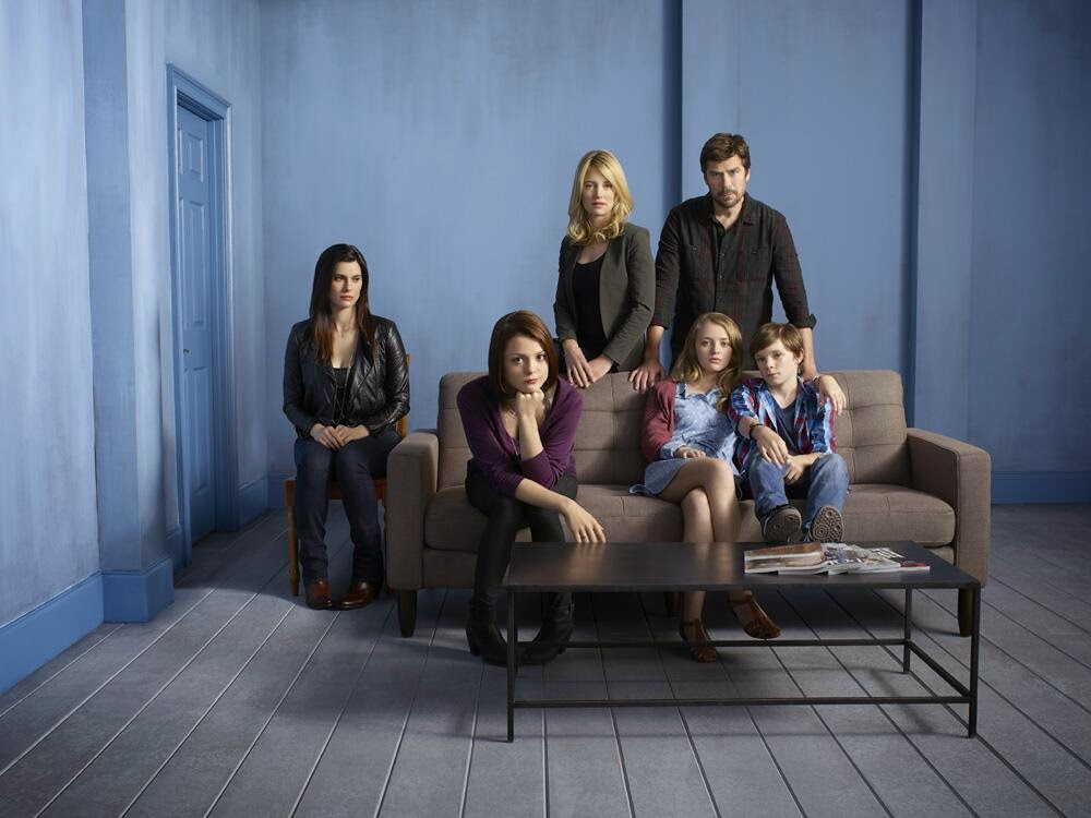Finding Carter - Cast Promotional Photos