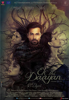 Ek Thi Daayan First Look Poster