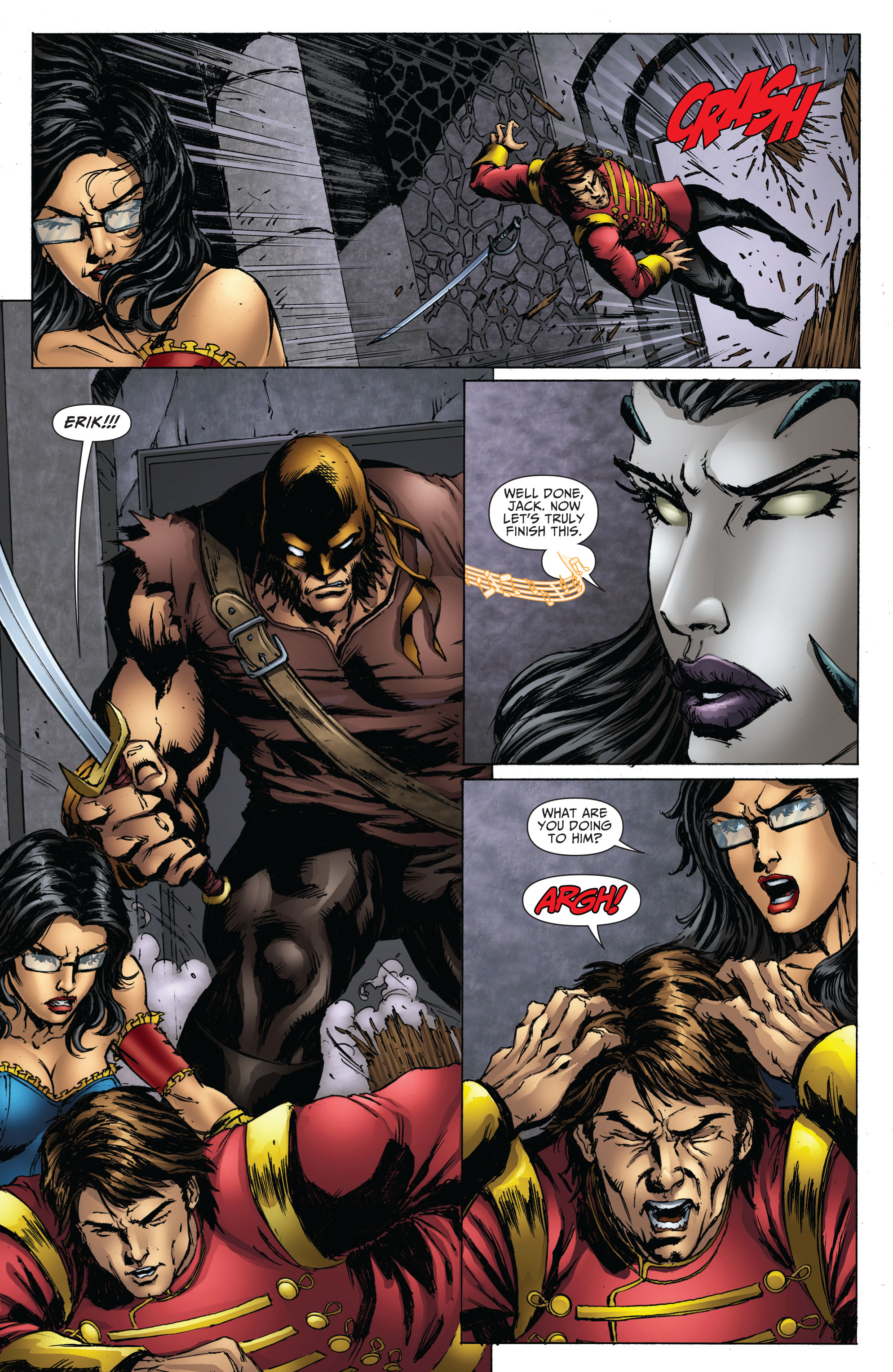 Grimm Fairy Tales (2005) Issue #70 #73 - English 16