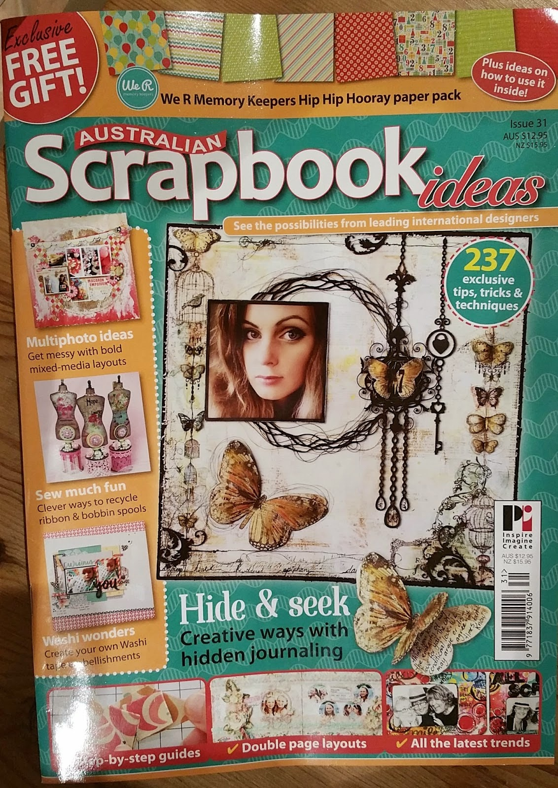 Australian Scrapbook Ideas