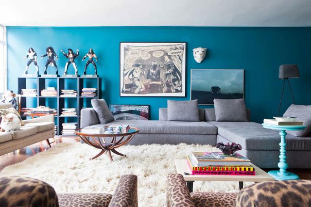 hiasan dalaman rumah, dekorasi rumah, warna dinding, perabot ruang tamu