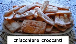 Chiacchiere Croccanti