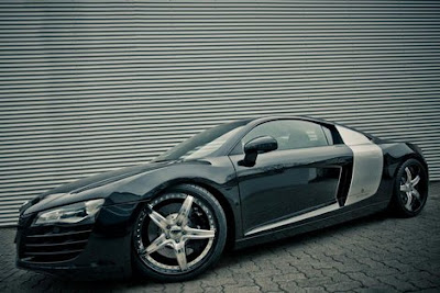 Préparation : Audi R8 V8 by Graf Weckerle