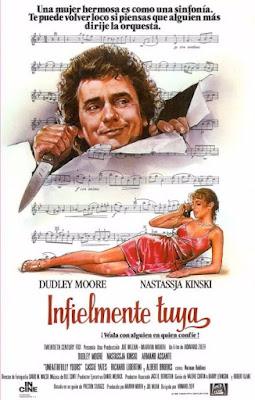 Unfaithfully Yours 1984 DVDR NTSC Latino