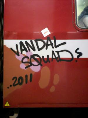Tags - Vandal Squad