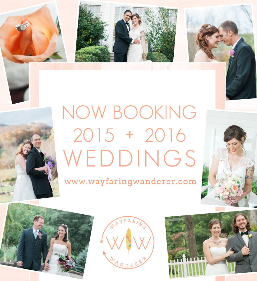 Boone Photographer | Wedding Photographer North Carolina