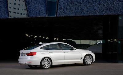 2014 BMW 3-Series Gran Turismo
