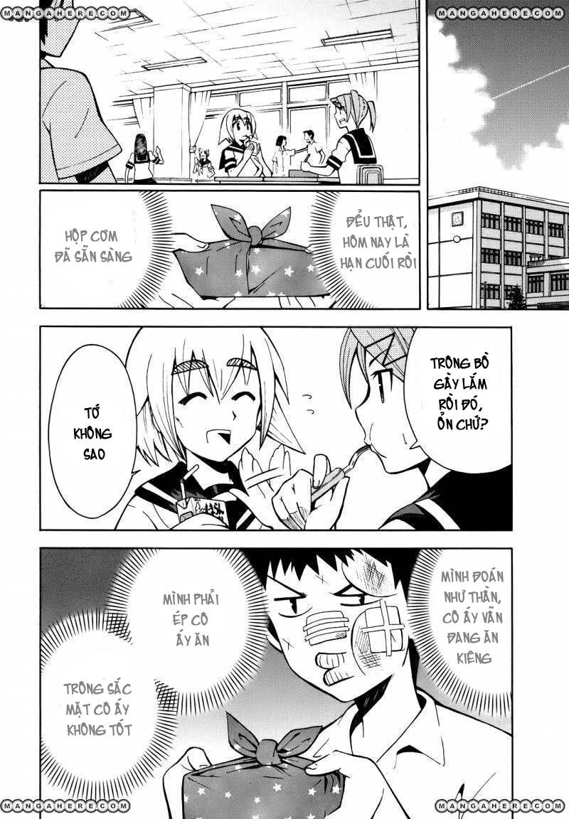 Meteo-san Sutoraiku desu! chap 2 - Trang 29