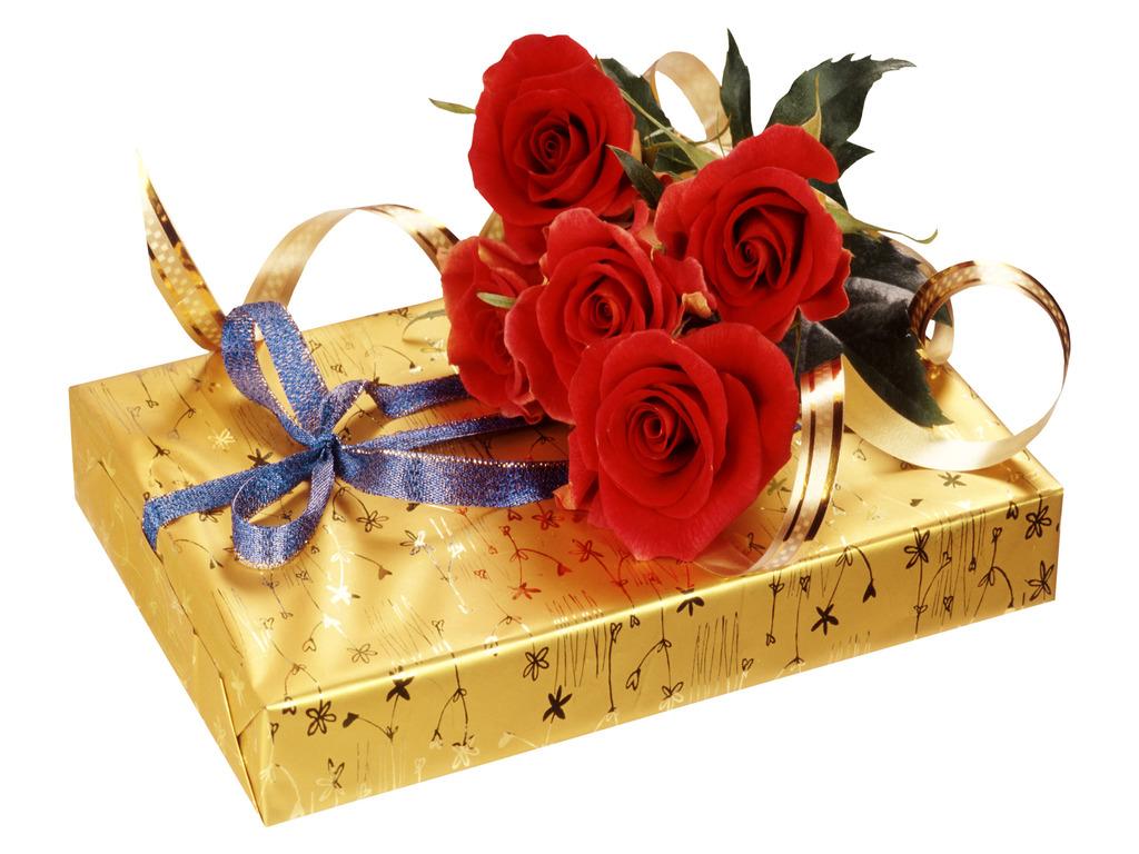Красивый подарок женщине на юбилей