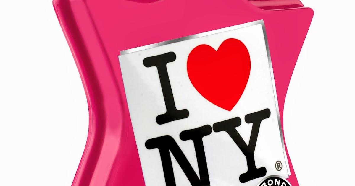 plush pink allure: press release: i love new yorkbond no. 9