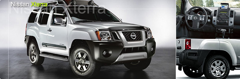 Custom grilles accessories for Nissan xterra interior accessories
