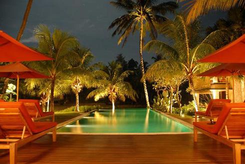 Villa Sabandari Ubud Bali Pool