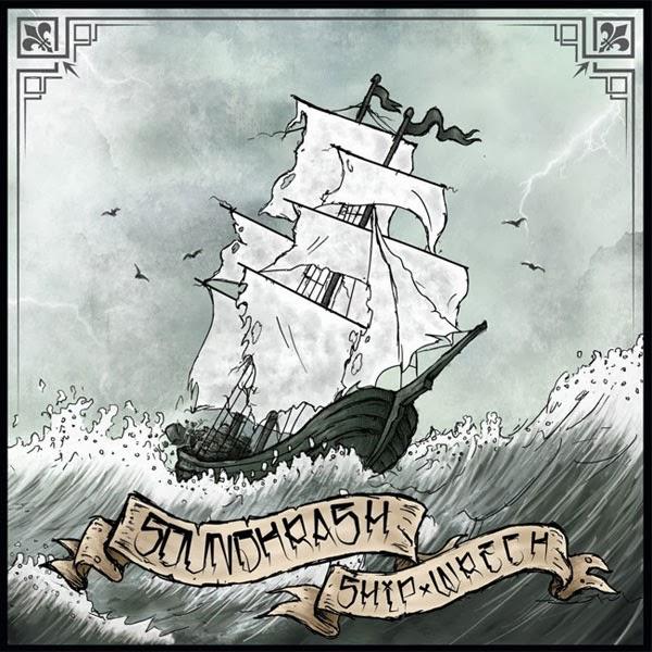 soundkrash shipwreck