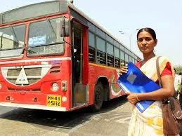 xe buýt, bus, phụ nữ, woman