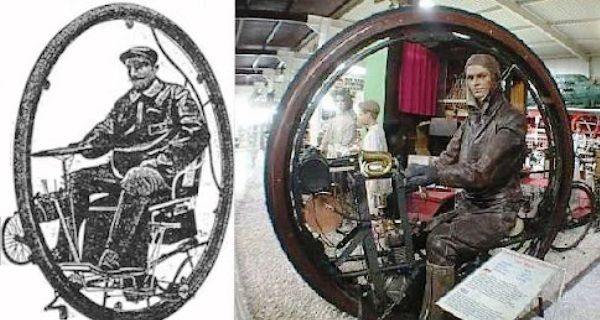 Garavaglia Monowheel