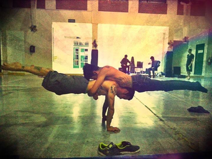 practicando, practicando practicando ando...
