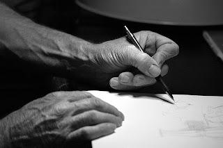 rééducation écriture gaucher