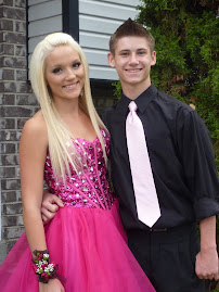 Ryan and his date Torrie