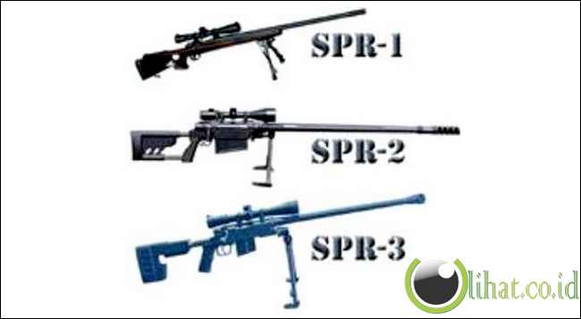 SPR-1,2 & 3