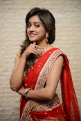 vithika sheru half saree photos-thumbnail-15