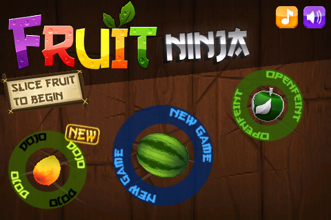 fruit ninja lite. Fruit Ninja For Android