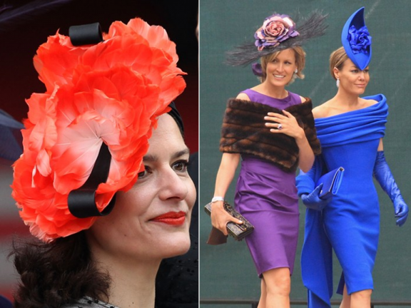 Royal wedding hats 20112012 wedding trends wedding guest attire
