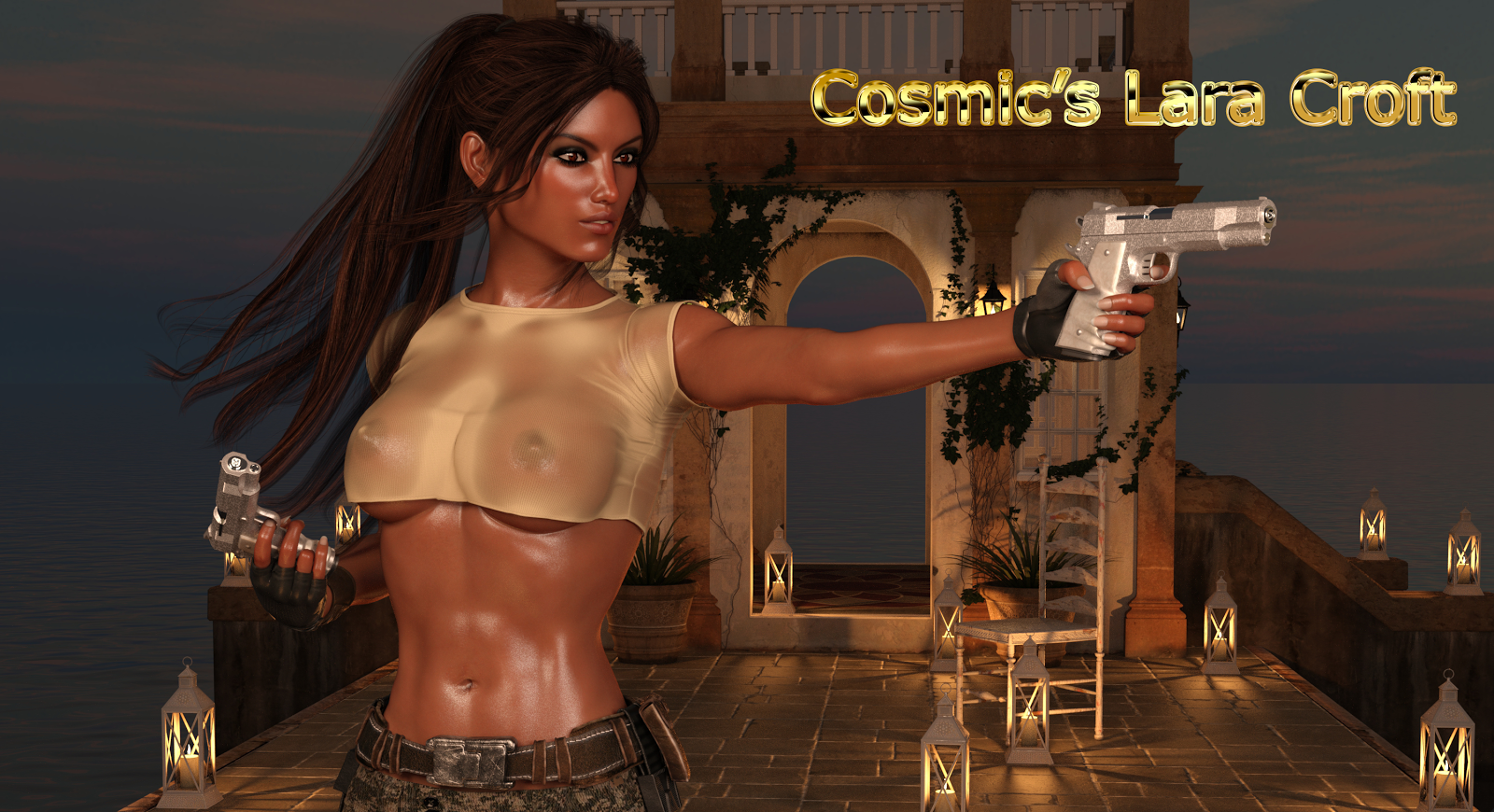 My official Lara Blog