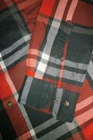Baju Flannel TNF