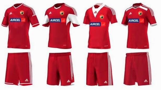 Shillong Lajong FC 2014-15 Kit