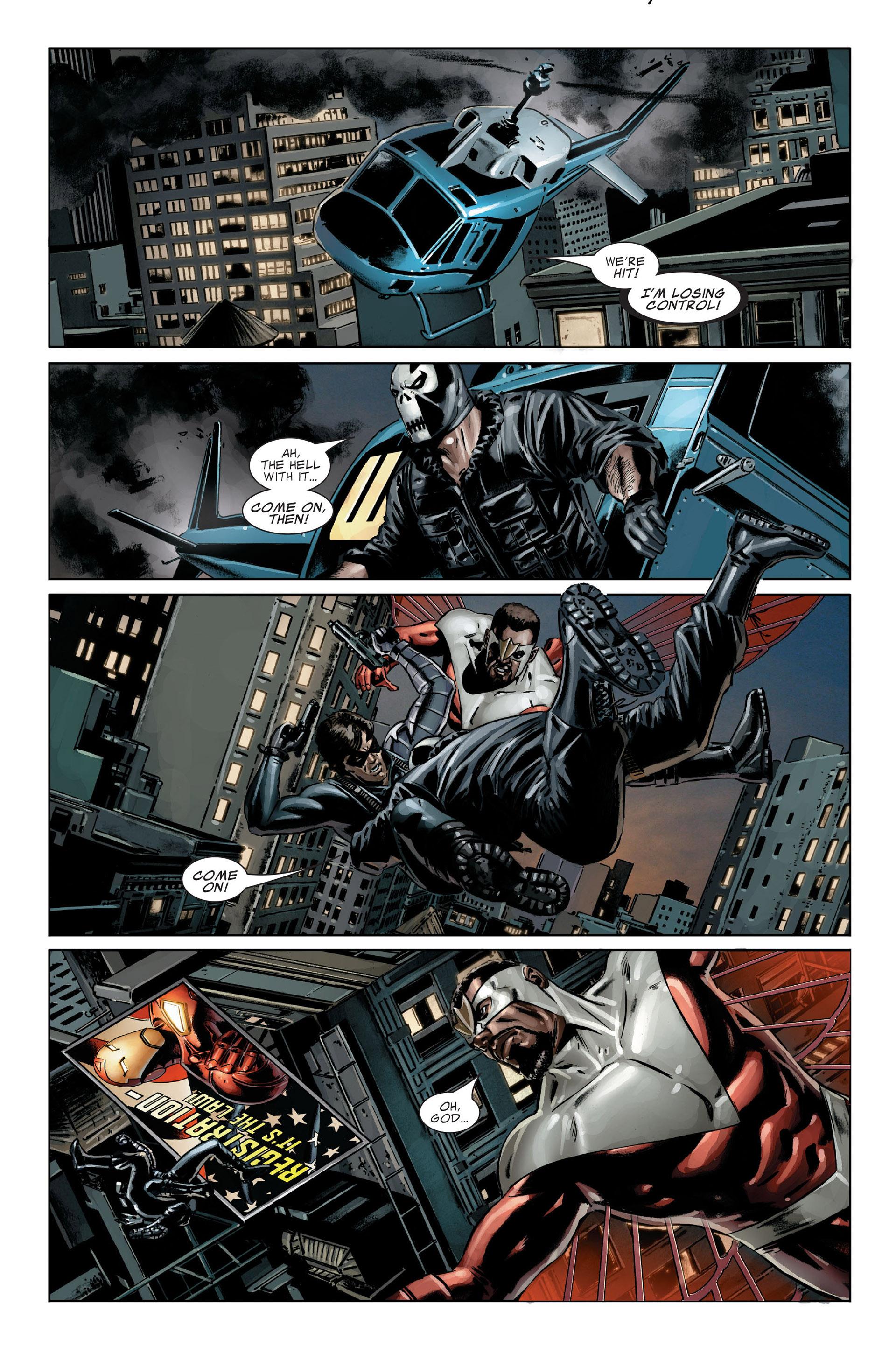 Captain America (2005) Issue #25 #25 - English 24