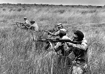 Cuban military in Angola