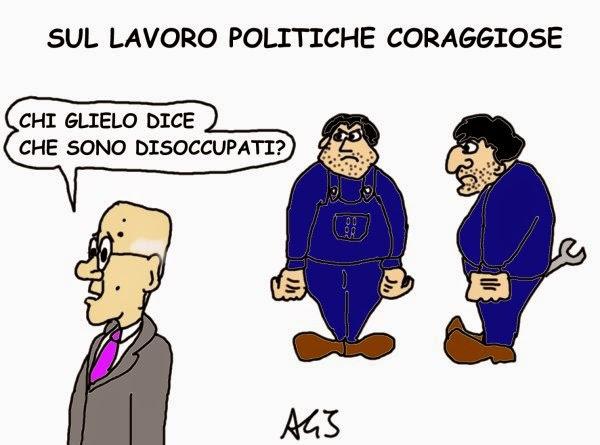 Napolitano, lavoro